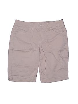 Gloria Vanderbilt Cargo Shorts Size 6