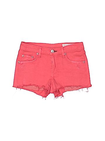 Rag & Bone/JEAN Denim Shorts 24 Waist