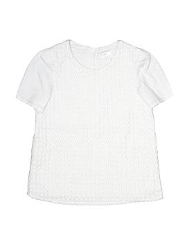 Chloé Short Sleeve Blouse Size 8