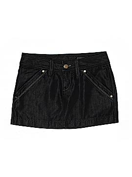 Express Denim Skirt Size 0