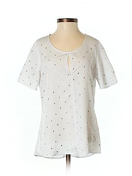 Kardashian Kollection Short Sleeve Blouse Size XS