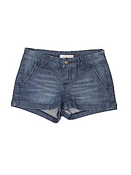 17/21 Exclusive Denim Denim Shorts 25 Waist