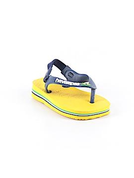 Havaianas Flip Flops Size 17 - 18 Kids