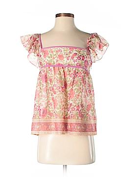 Barbie Short Sleeve Blouse Size 4