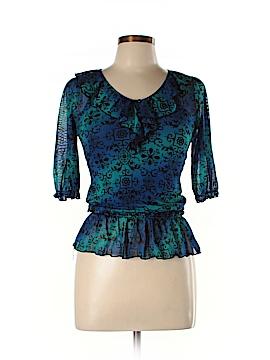 Xtraordinary 3/4 Sleeve Blouse Size L