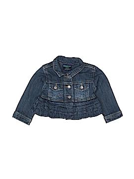 Genuine Kids from Oshkosh Denim Jacket Size 12
