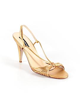 Claudia Ciuti Heels Size 9 1/2