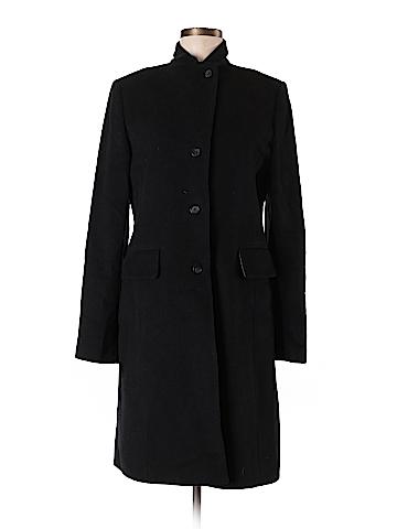 J. Crew Wool Coat Size 8 (Tall)