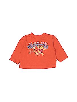 Walt Disney Long Sleeve T-Shirt Size 12 mo