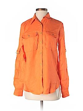 Ralph Lauren Long Sleeve Button-Down Shirt Size S