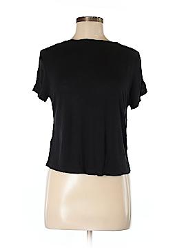 Topshop Short Sleeve Top Size 6 (Petite)