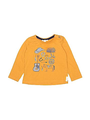 Purebaby Long Sleeve T-Shirt Size 18-24 mo