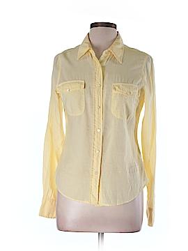 Vince. Long Sleeve Button-Down Shirt Size 10