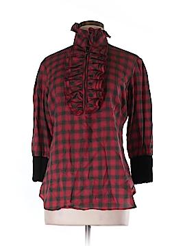 Billy Reid 3/4 Sleeve Blouse Size 10
