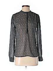 A.n.a. A New Approach Women Long Sleeve Blouse Size S