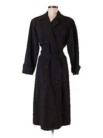Anne Klein II Trenchcoat Size 8 (Petite)