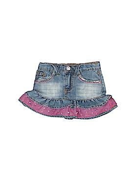 Squeeze Denim Skirt Size 2T