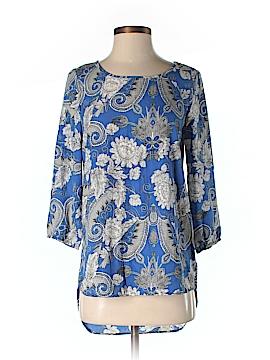 Newbury Kustom Short Sleeve Blouse Size S