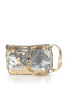 Krista Lee Leather Shoulder Bag One Size