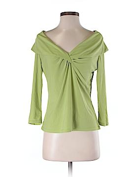 Clara S. 3/4 Sleeve Top Size XS
