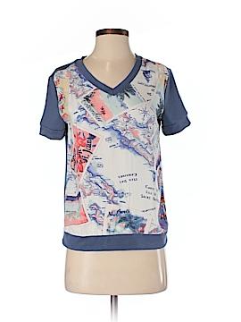 Peter Som For DesigNation Short Sleeve Blouse Size XS