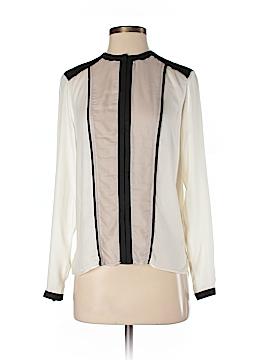 Helmut Lang Long Sleeve Button-Down Shirt Size P