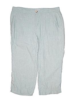 Cherokee Linen Pants Size 18 (Plus)