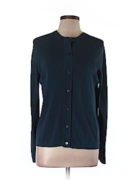 Alex Garfield Silk Cardigan Size L