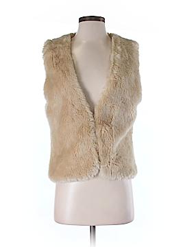 BCBGeneration Faux Fur Vest Size XS - Sm