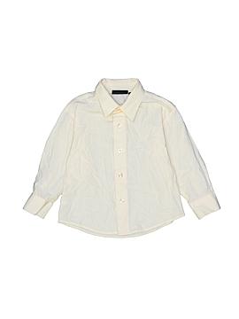 Claiborne Long Sleeve Button-Down Shirt Size 3T