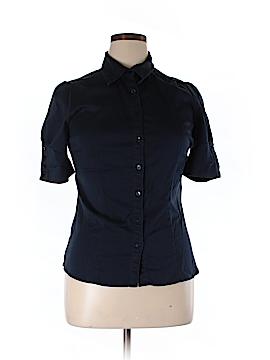 Scott Taylor Short Sleeve Button-Down Shirt Size L
