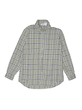 Kitestrings Long Sleeve Button-Down Shirt Size 14