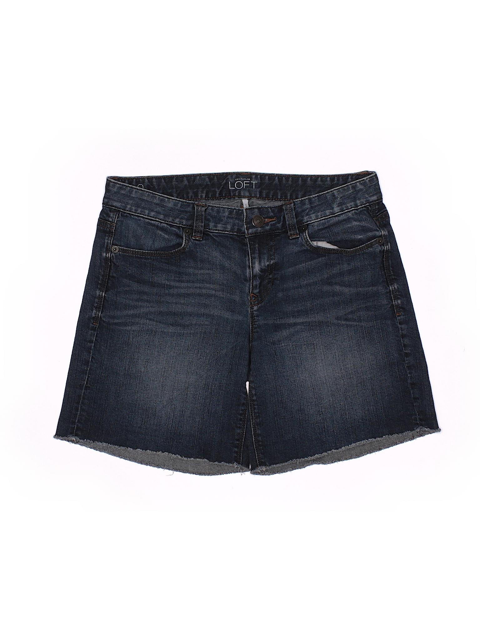 Ann Denim LOFT Boutique Shorts Taylor 7g1q1Wpn6H