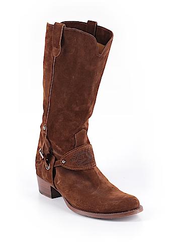 Ralph Lauren Collection Boots Size 9 1/2