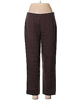 Saks Fifth Avenue Linen Pants Size 6