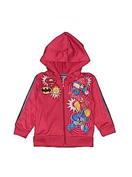 DC Comics Zip Up Hoodie Size 18 mo