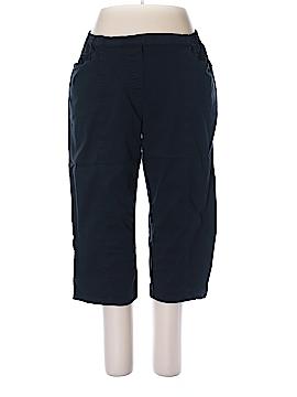 Cathy Daniels Khakis Size 1X (Plus)