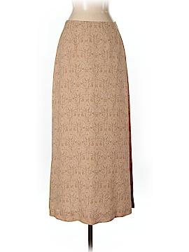 Talbots Silk Skirt Size 4