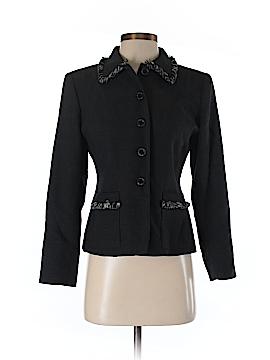 Kasper A.S.L. Wool Coat Size 2 (Petite)