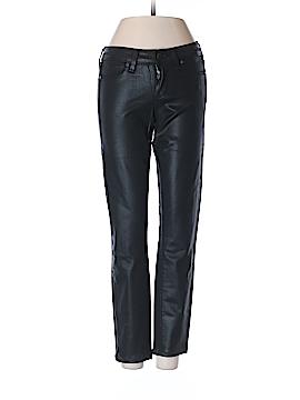Paige Faux Leather Pants 24 Waist
