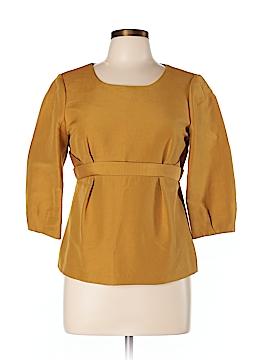 Veronika Maine 3/4 Sleeve Blouse Size 10