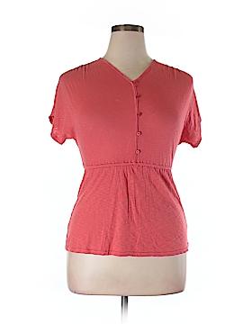 Ella Moss Short Sleeve Top Size 14