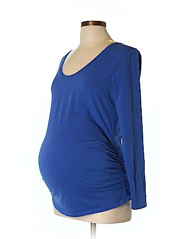 Old Navy - Maternity Long Sleeve T-Shirt Size L (Maternity)
