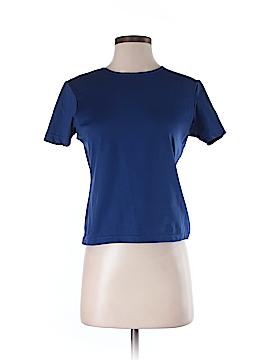 Emanuel by Emanuel Ungaro Short Sleeve Top Size P