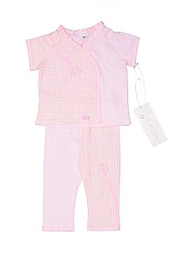 Rosetta Millington Short Sleeve Top Size 9 mo