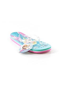 Disney Flip Flops Size 4 - 5 Youth