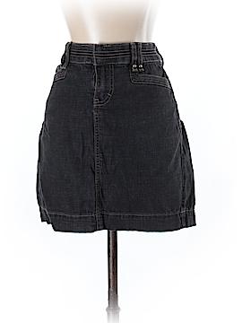 White House Black Market Denim Skirt Size 2