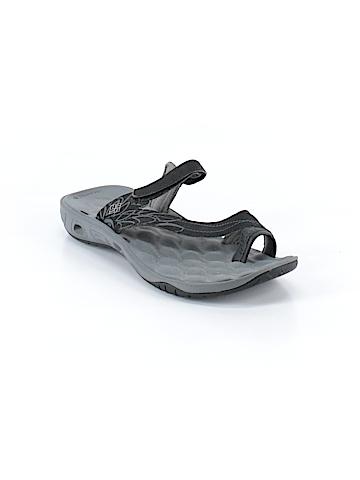 Columbia Flip Flops Size 8