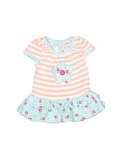 Healthtex Girls Short Sleeve Top Size S (Infants)