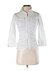 CAbi Women Long Sleeve Blouse Size 0